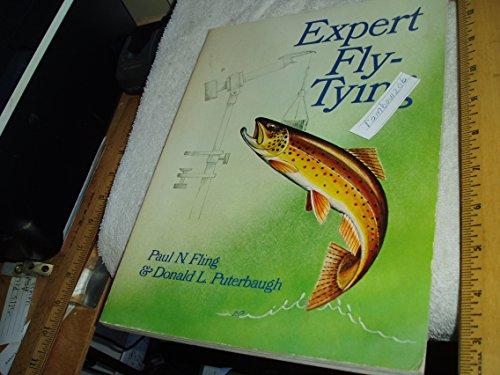 9780806975801: Expert Fly-Tying