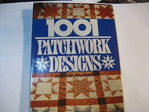 9780806976044: One Thousand and One Patchwork Designs