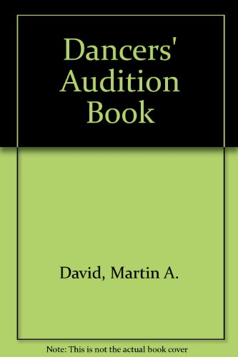 9780806976389: The Dancer's Audition Book
