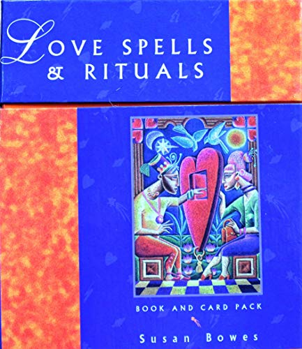 9780806976396: Love Spells & Rituals Book And Card Pack