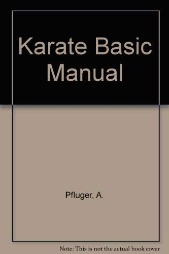 9780806976549: Karate Basic Manual