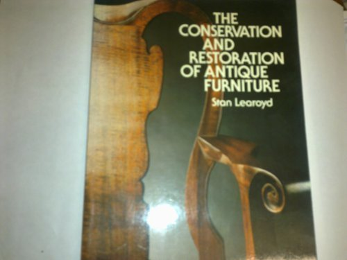 9780806976822: Conservation and Restoration of Antique Furniture