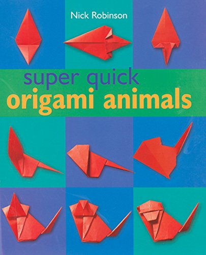 9780806977294: Super Quick Origami Animals