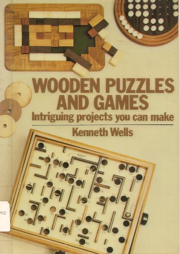 9780806977362: Wooden Puzzles and Games