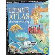 9780806977591: The Ultimate Atlas of Almost Everything
