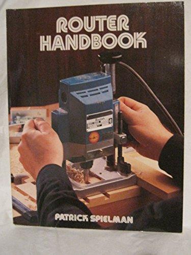 9780806977768: Router Handbook