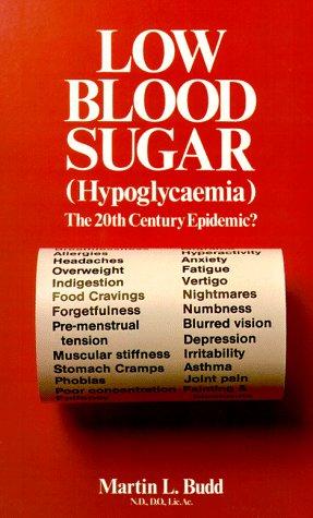 9780806977928: Low Blood Sugar Hypoglycemia