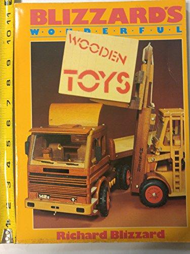 9780806977980: Blizzard's Wonderful Wooden Toys