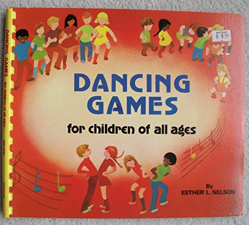 9780806978185: Dancing Games for Children of All Ages