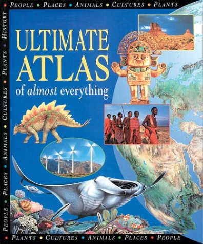 9780806978338: The Ultimate Atlas of Almost Everything