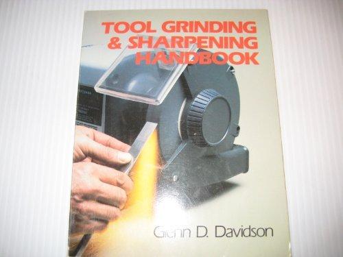 9780806979045: Tool Grinding and Sharpening Handbook