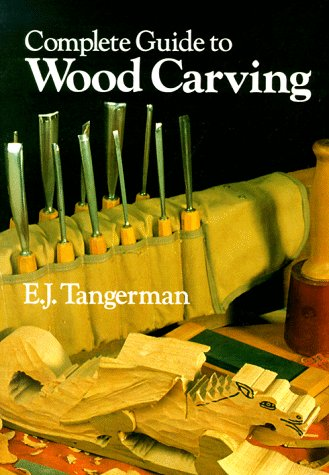 9780806979229: Complete Guide to Wood Carving