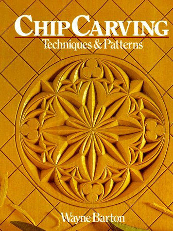 9780806979243: Chip Carving: Techniques and Patterns