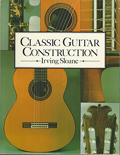 9780806979267: Classic guitar construction