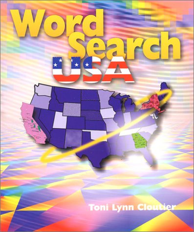 9780806979830: Word Search USA