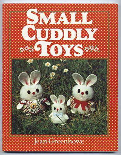 Small cuddly toys: Jean Greenhowe