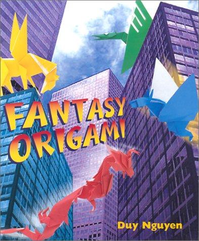9780806980072: Fantasy Origami