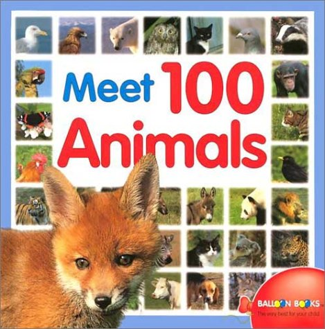 9780806980607: Meet 100 Animals