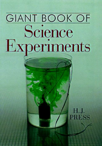 9780806981390: Giant Book of Science Experiments