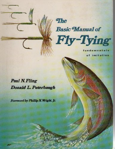 9780806981468: The Basic Manual of Fly-Tying