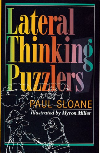 9780806982274: Lateral Thinking Puzzlers