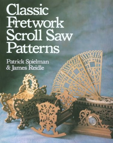 9780806982540: Classic Fretwork Scroll Saw Patterns