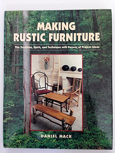 9780806982649: Making Rustic Furniture