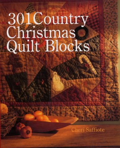 9780806982755: 301 Country Christmas Quilts