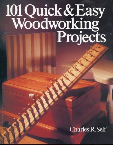 9780806982984 101 Quick Easy Woodworking Projects