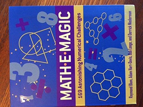Mathemagic: Blum, Raymond