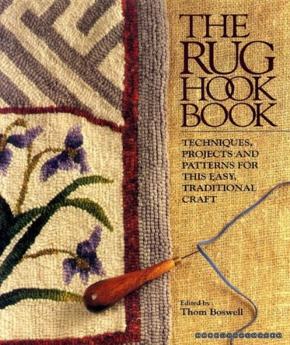 9780806983585: The Rug Hook Book: Techniques, Projects and Patterns for This Easy, Traditional Craft