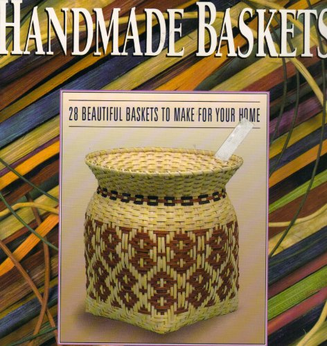 Handmade Baskets: Lyn Siler; Illustrator-Carolyn