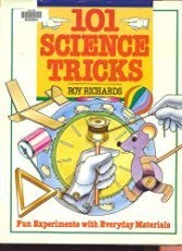 9780806983882: 101 Science Tricks: Fun Experiments With Everyday Materials