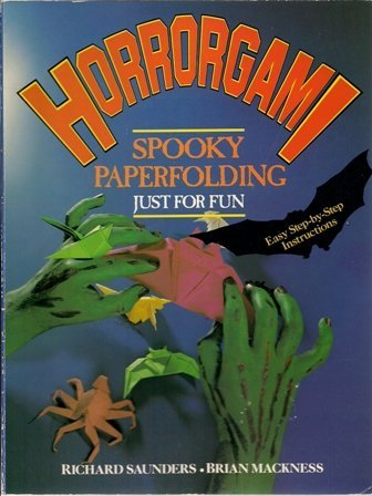 9780806984810: Horrorgami: Spooky Paperfolding Just for Fun