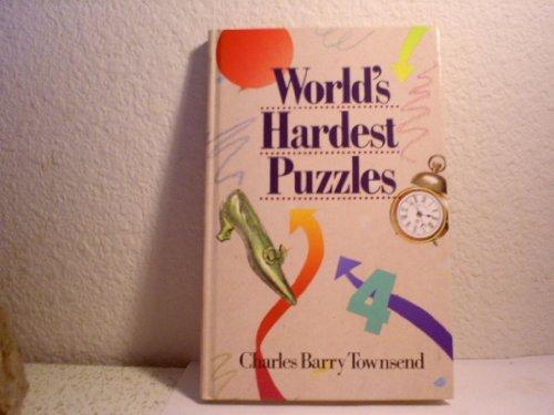 9780806985169: World's Hardest Puzzles
