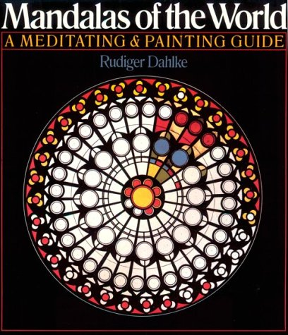9780806985268: Mandalas Of The World: A Meditating & Painting Guide