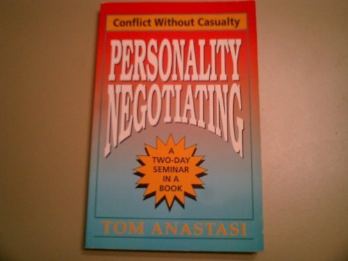 9780806985374: Personality Negotiating: Conflict Without Casualty