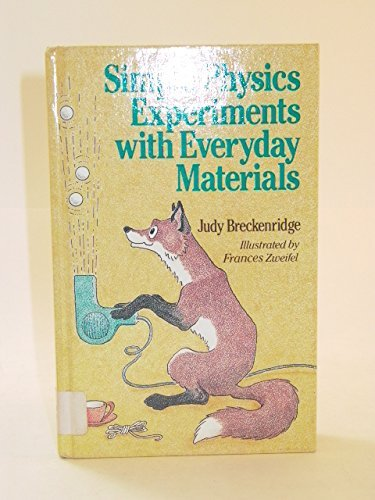 9780806986067: Simple Physics Experiments With Everyday Materials