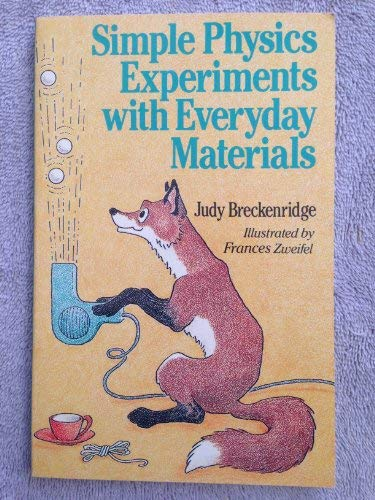 9780806986074: Simple Physics Experiments With Everyday Materials