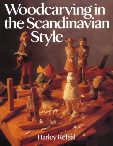 9780806986333: Woodcarving in the Scandinavian Style