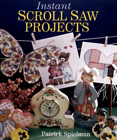 9780806986418: Instant Scroll Saw Projects