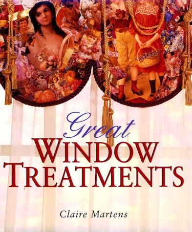 9780806986470: Great Window Treatments