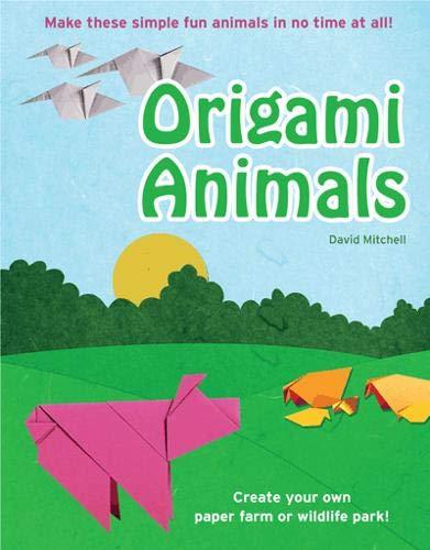 9780806986487: Origami Animals