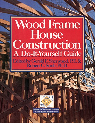 9780806986500: Wood Frame House Construction: A Do-It-Yourself Guide