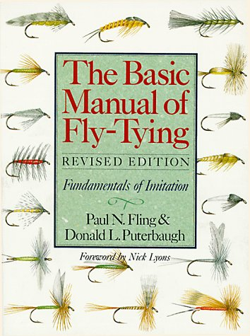 9780806986548: The Basic Manual Of Fly-Tying: Fundamentals Of Imitation