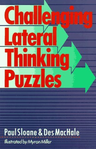 9780806986715: Challenging Lateral Thinking Puzzles