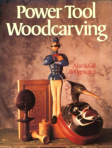 9780806987101: Power Tool Woodcarving