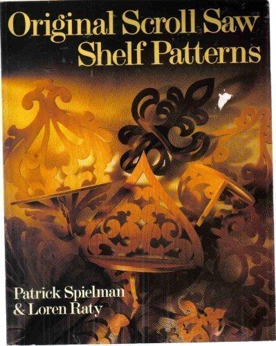 9780806987149: Original Scroll Saw Shelf Patterns