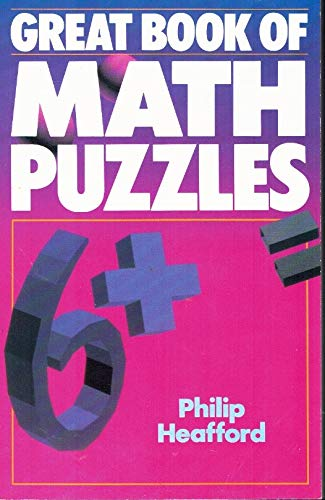 9780806988146: Great Book of Math Puzzles