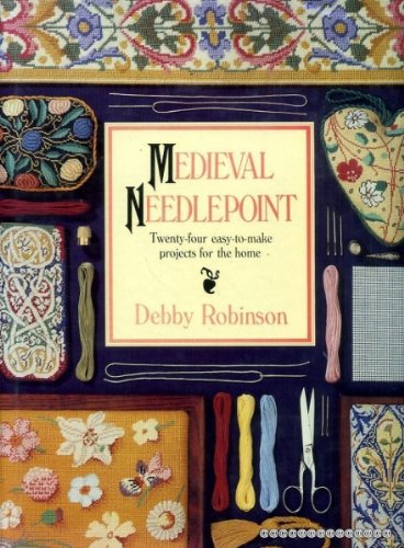9780806988207: Medieval Needlepoint: Twenty-Four Easy-To-Make Projects for the Home